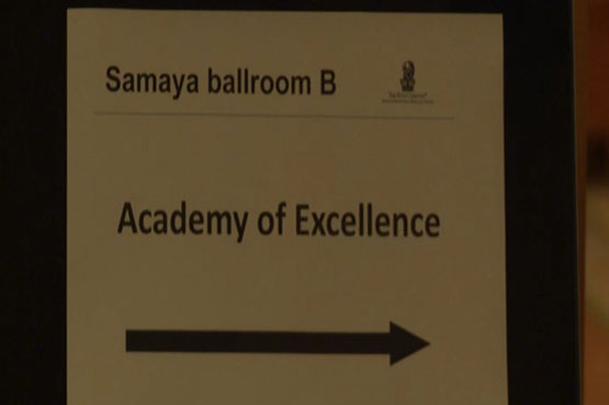 Launch of Academia of Excellence 16.09.2013